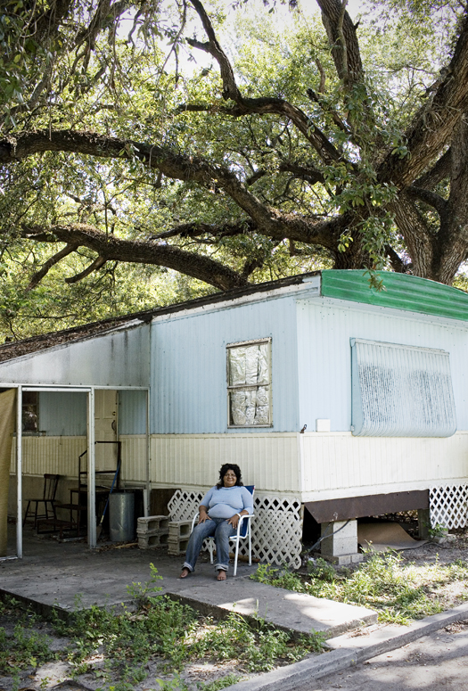 TRAILER PARK, PORTRAIT, STEVE BENISTY, FLORIDA, MIAMI, TRAILERS, MAGIC CITY TRAILERS, MAGIC CITY TRAILER PARK