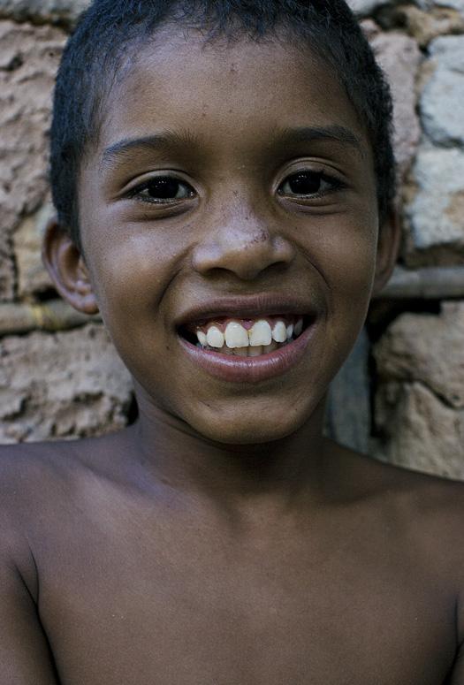 CARAIVA, BAHIA, BAHIA STATE, PORTRAIT, BRAZIL, INDIAN, TRIBE, FAMILY, STEVE BENISTY, EDITORIAL
