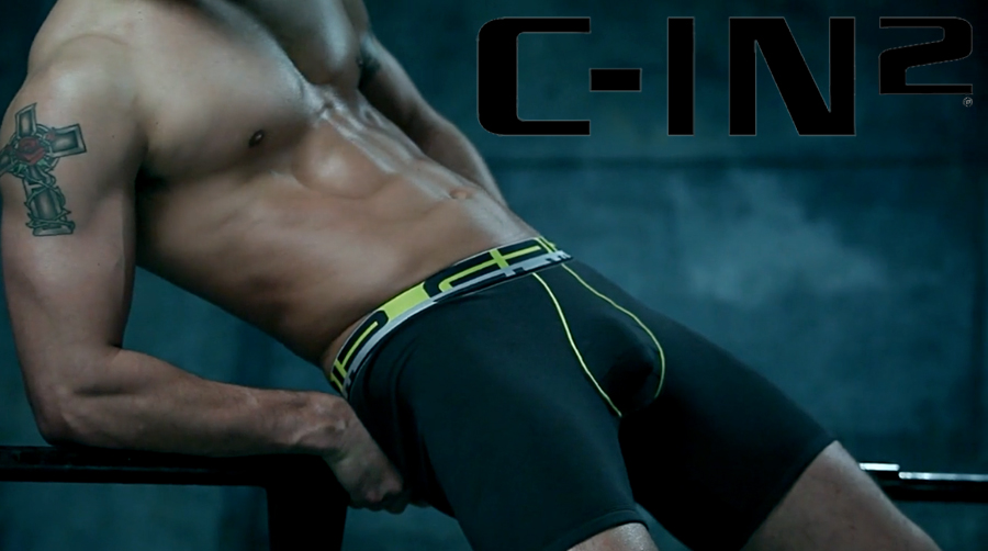 GRIP. C-IN2, CODY CALAFIORE, BIG BRITHER, UNDERWEAR, ATHLETIC