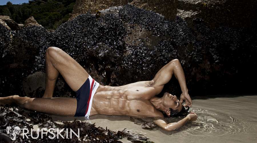 RUFSKIN, SOUTH AFRICA, BRUNO DI ANGELIS, CAPETOWN, SWIMWEAR